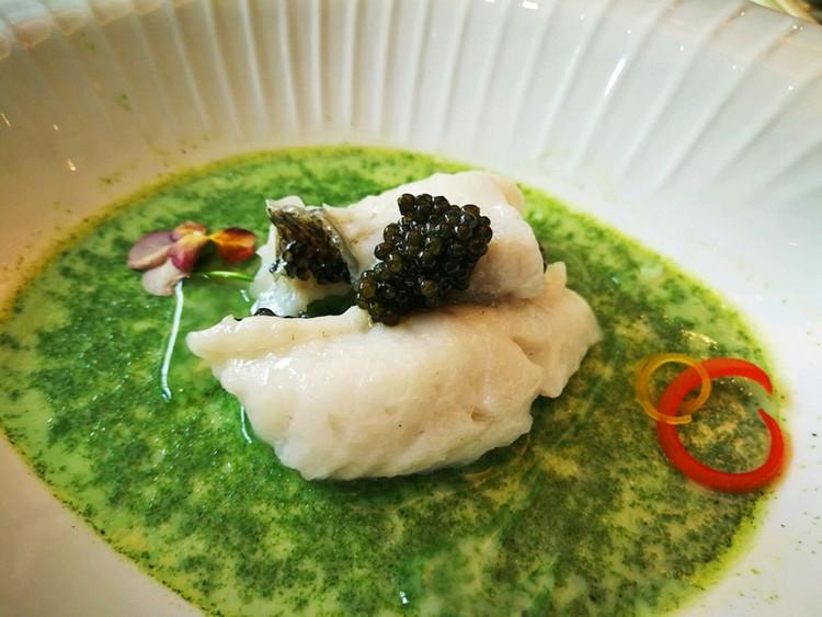 粤菜新吃,探秘北京首家使用云南鱼子酱的中餐厅图5