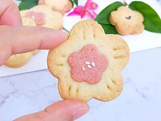 柳絮纷妃的花一样的曲奇饼干
