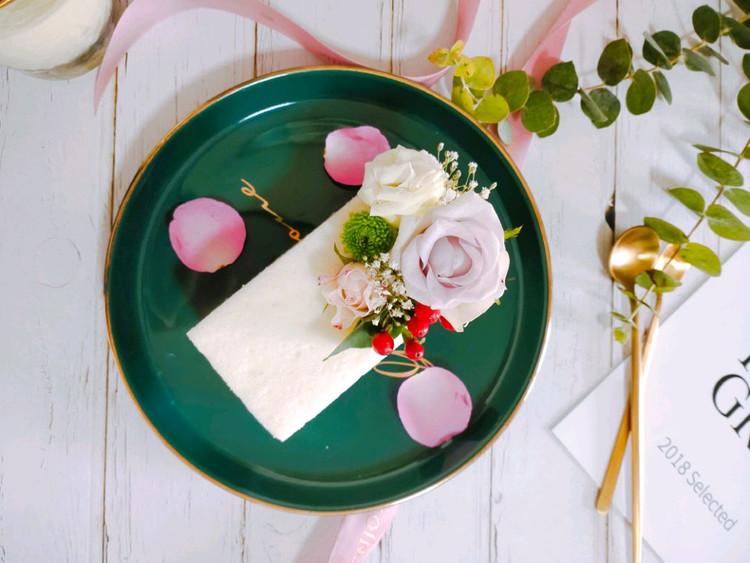 鲜花北海道蛋糕图1