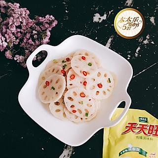 Byu_98的夏季清爽凉拌菜-脆爽藕片