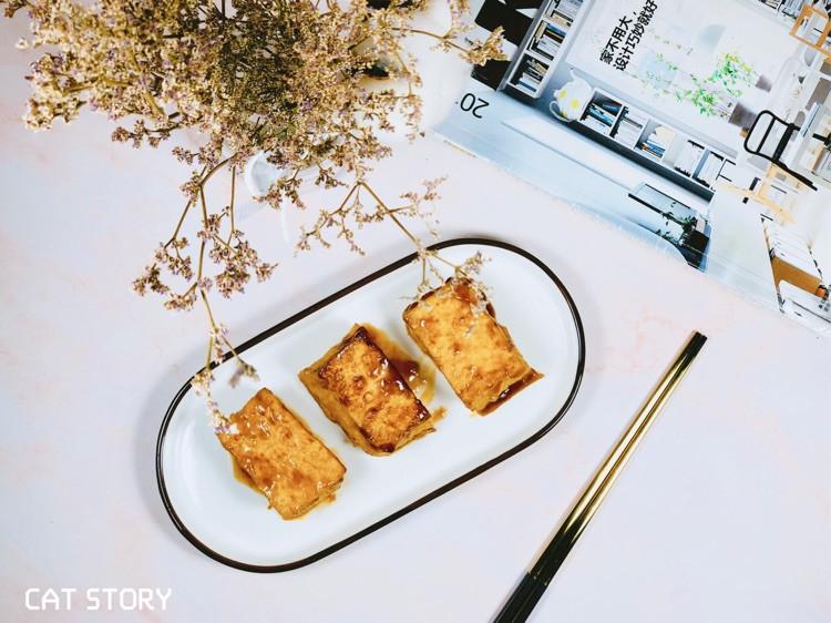 🍽精美合适的食器,连一块简单的煎豆腐都能变得很美味图1