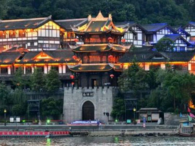 承德北京古镇~一个圆了我梦想的小镇图1