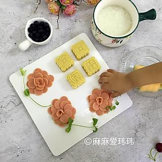 麻麻爱玮玮的绿豆糕
