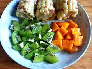 快乐天使乐乐妈的水果