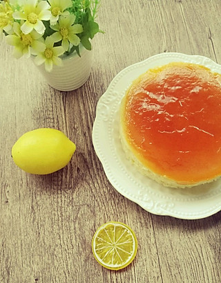 VAMPIRE802的轻乳酪芝士蛋糕
