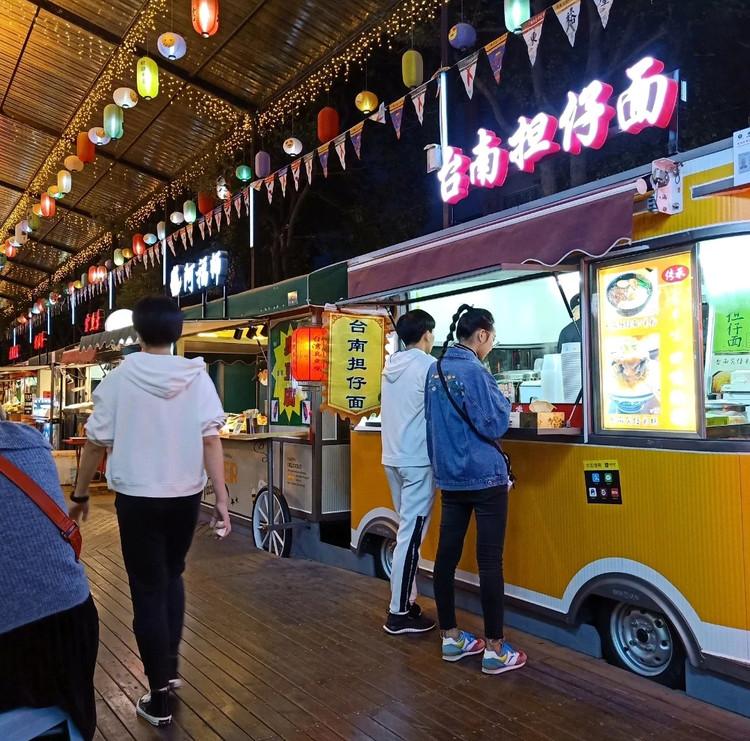 不用去台湾也能逛到正宗的台湾夜市啦~小吃的天堂!图8