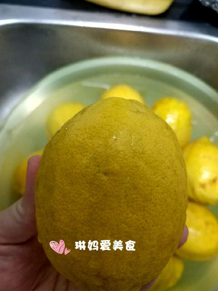 🍋止咳化痰的『冰糖陈皮炖柠檬』,冬天感冒咳嗽必备~图3