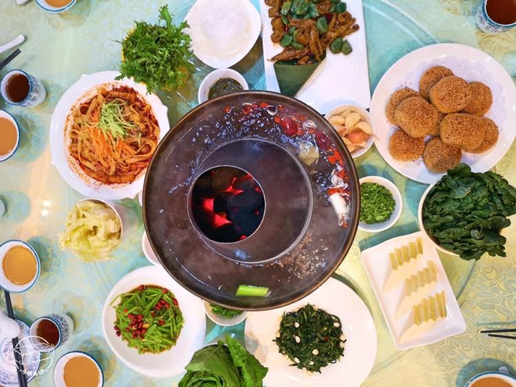 宁夏美食   在古尔巴节吃涮肉图8