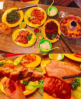 想飞的海豚的超级实惠好吃der泰国菜👍🏻性价比贼高的网红餐厅打卡📍