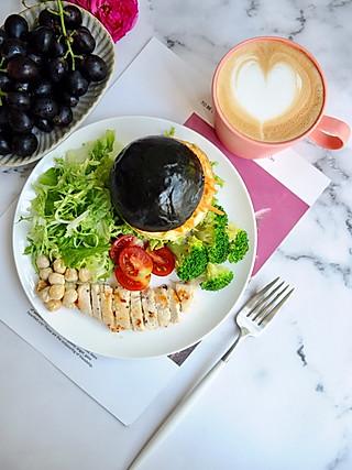 椛吃的做份美味的早餐,吃了一天活力满满哒~