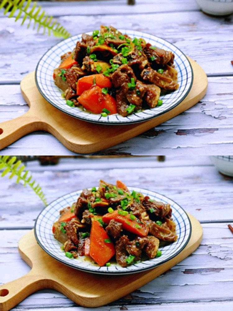 ㊙️换季降温啦‼️温中益气,红烧羊肉🔥图2