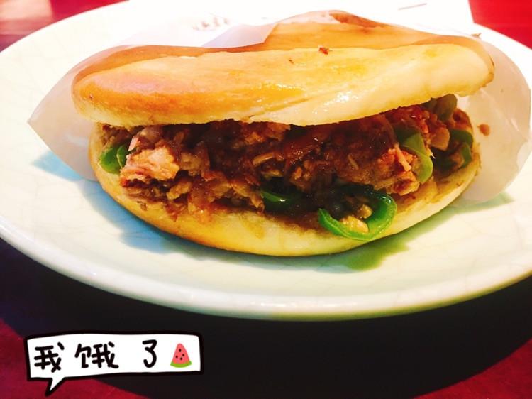陕西小吃探店|偶然寻得熟悉美味😋凉皮肉夹馍走起~yummy❗️图7
