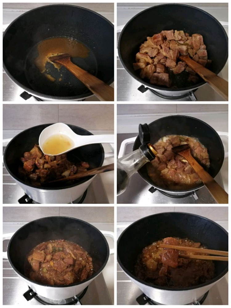 清汤版红烧牛腩面,汤更鲜,味更美❗❗图7