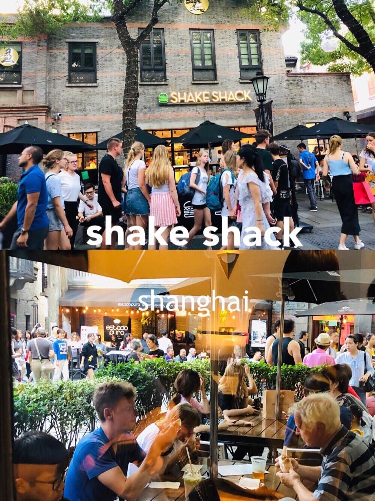 🔥上海美食探店   来自纽约的超人气🍔店❗图1