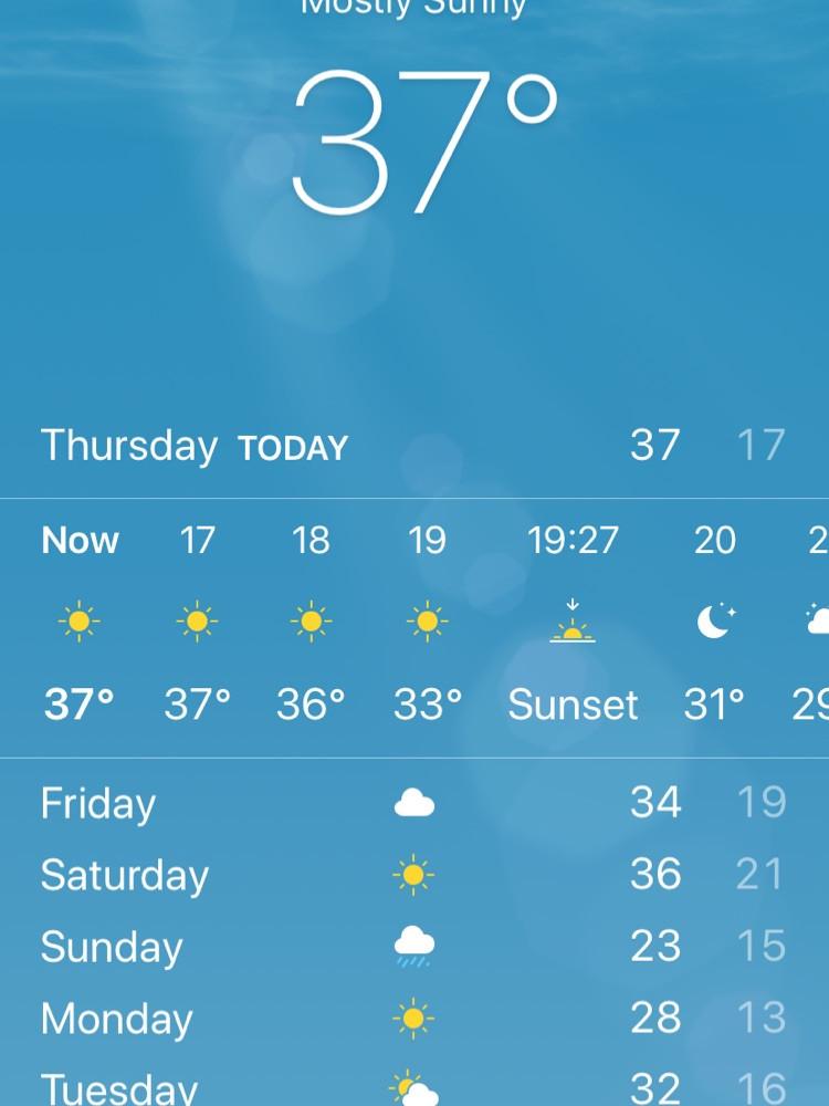 夏天真的来了,清凉一下~图5