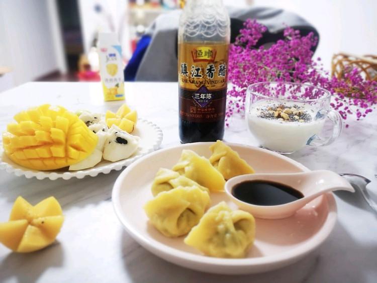 不搭配醋吃的饺子是没有灵魂的图3