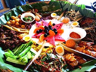 dg自由的精灵的香格里拉滴傣族菜