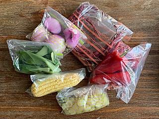 Kele厨房的蔬菜瓜果别一股脑丢冰箱了,多做这一步,不但保鲜冰箱还干净整洁