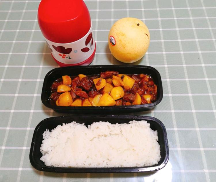 小罗同学的午饭图3
