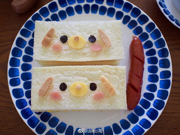 小狗三明治图1