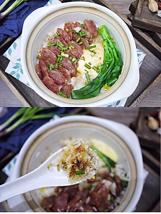 chihiro婷的正宗广东味怎么少得了煲仔饭呢?腊肠煲仔饭这样做更好吃哦!