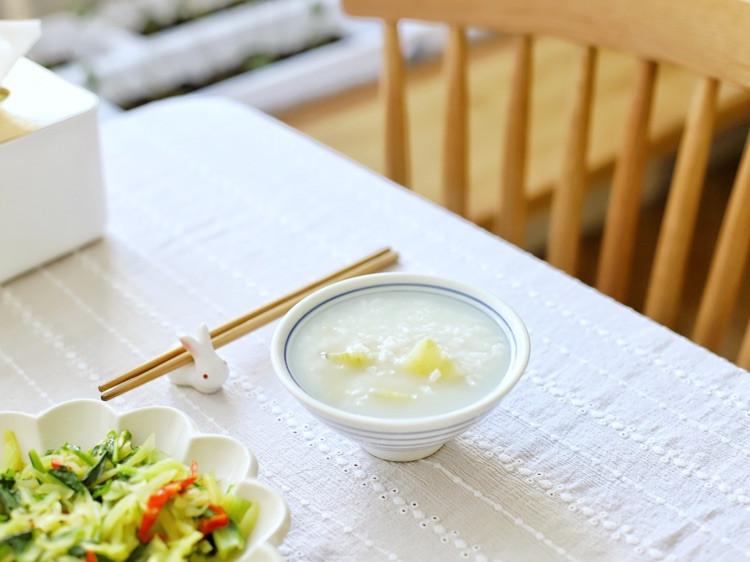 喵の早餐 | 妈妈会做啥早餐?第四款红薯稀饭图2