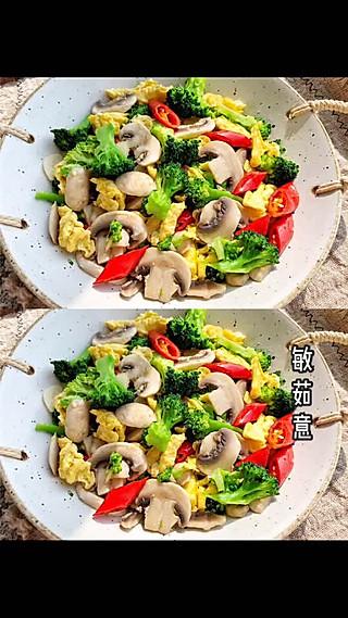 敏茹意的最美减脂餐,越吃越瘦!