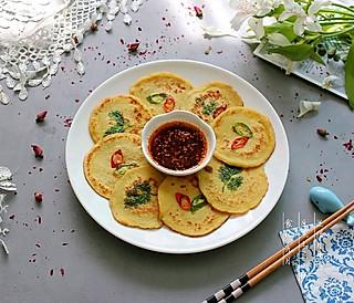 兰惜月的春红夏绿秋饼黄,冬雪白盘尽皆藏——香煎土豆小饼