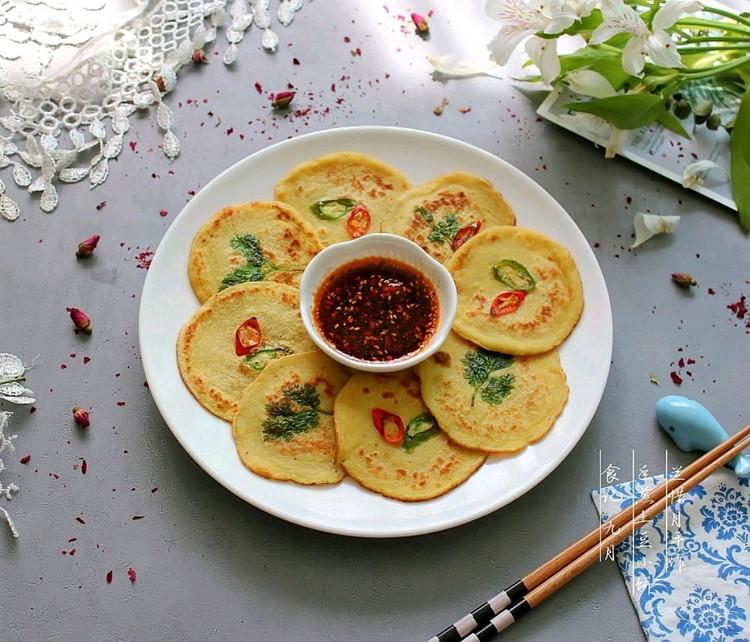 春红夏绿秋饼黄,冬雪白盘尽皆藏——香煎土豆小饼图1