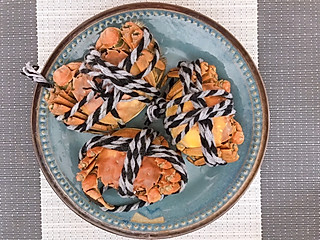 李小蛋儿的抓住今年品蟹季的尾巴‼️现在才是螃蟹最佳赏味季节‼️