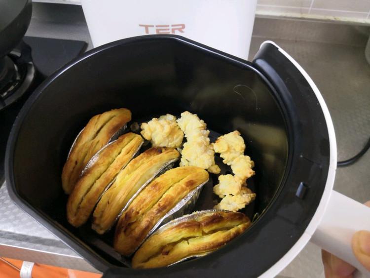 4.20日早餐:苹果派+巴旦木米润豆奶糊+杂粮米糊图9