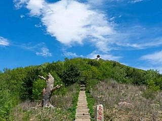 华梦霓裳的带你体验不一样的秦皇岛,游祖山,入海寻仙(下)