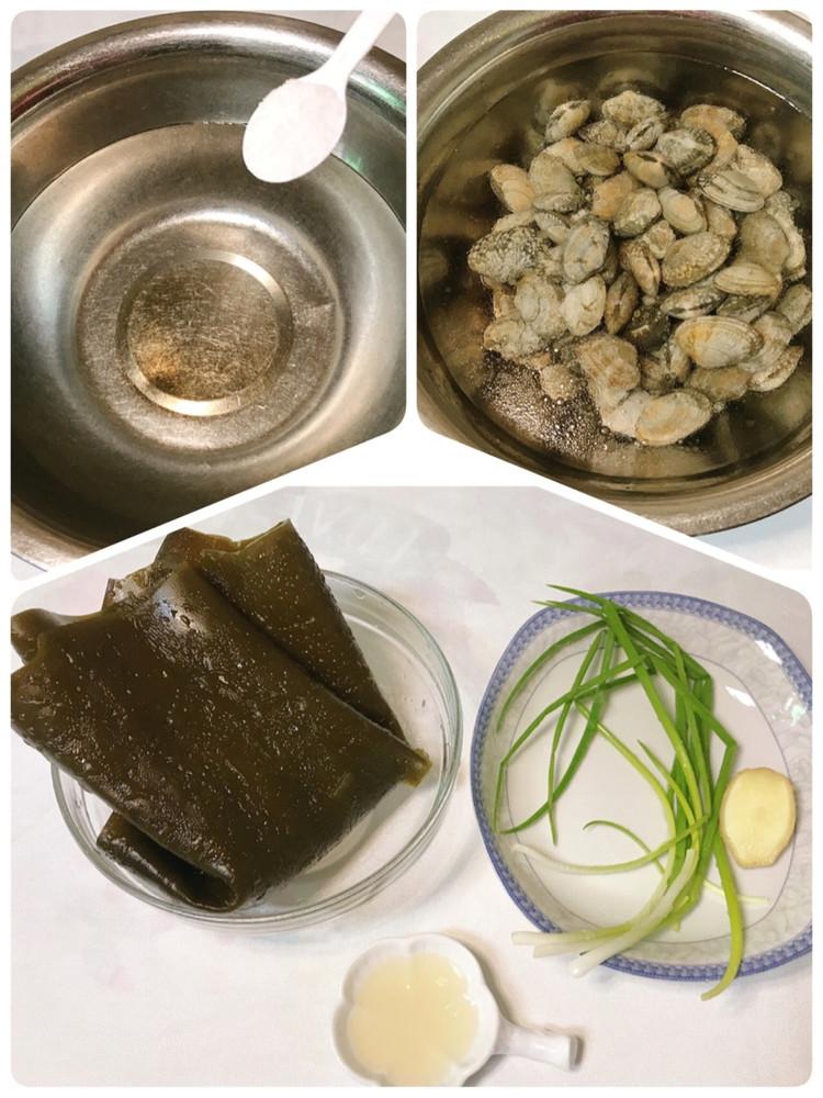 蛤蜊海鲜汤图2