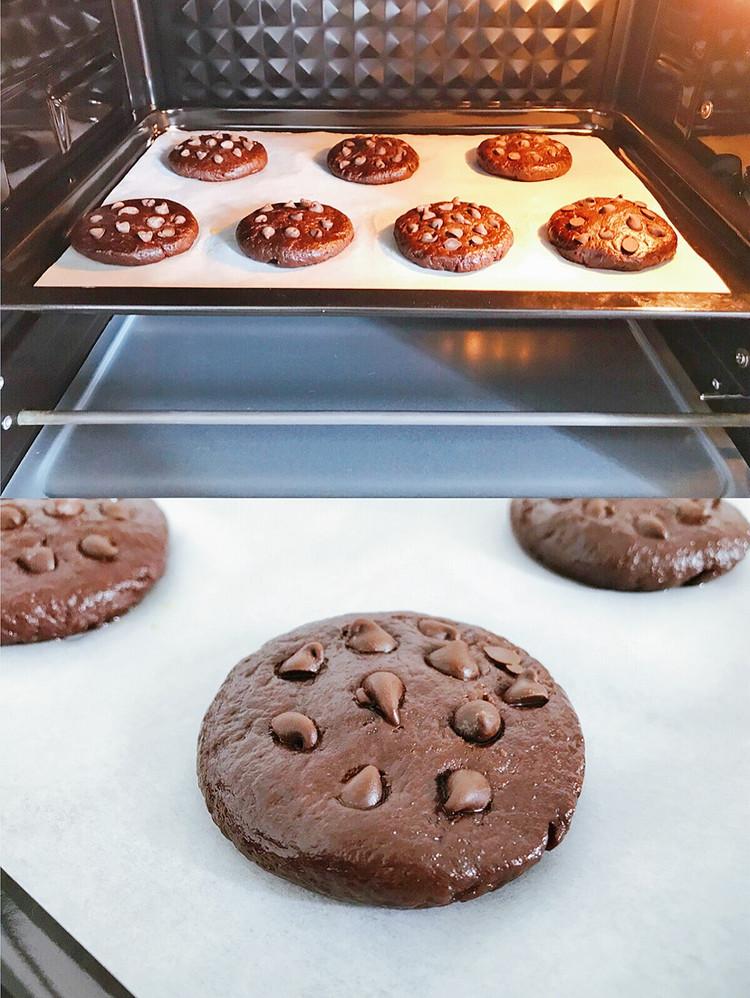 一口就爆浆流心㊙️巧克力曲奇‼️巧克力控的最爱图6