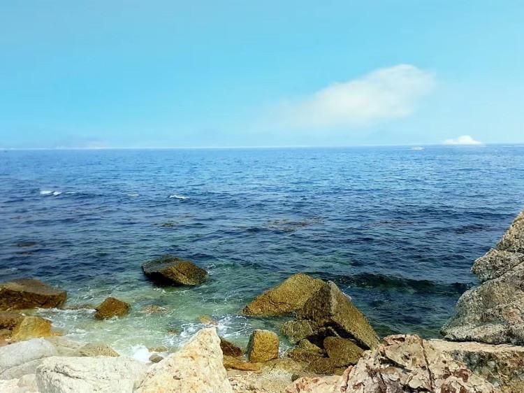 三亚的小众海滨远离人潮的白白的后花园图5