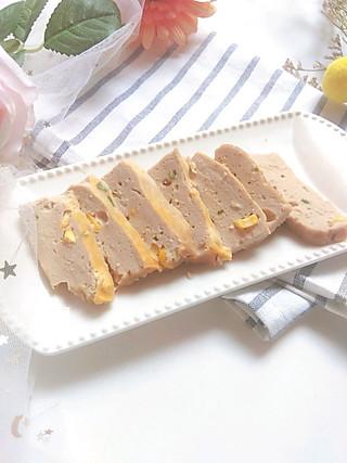 宝宝营养辅食食谱的猪肉那么贵,还不如吃点鱼,还能补补脑呢!12+鲅鱼午餐肉