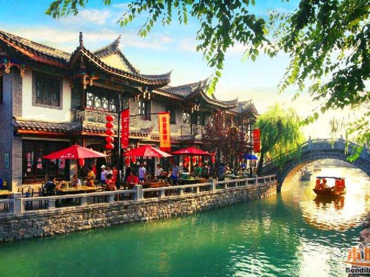 承德北京古镇~一个圆了我梦想的小镇图4