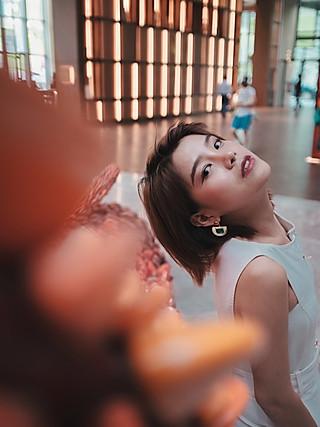 阿菲同学很可爱的瑜舍是酒店还是艺术馆,真的好适合拍照🤣