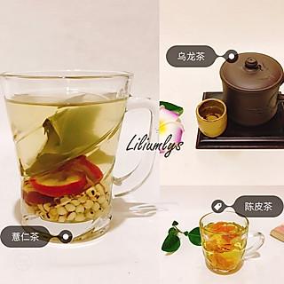 Liliumlys的强烈推荐❗️三款高颜值冬季健康减肥茶,你值得拥有👏