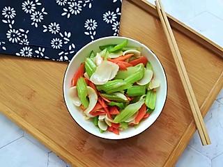 馨心杨的营养的搭配让我们更加爱上美食—自创菜绿肥红瘦