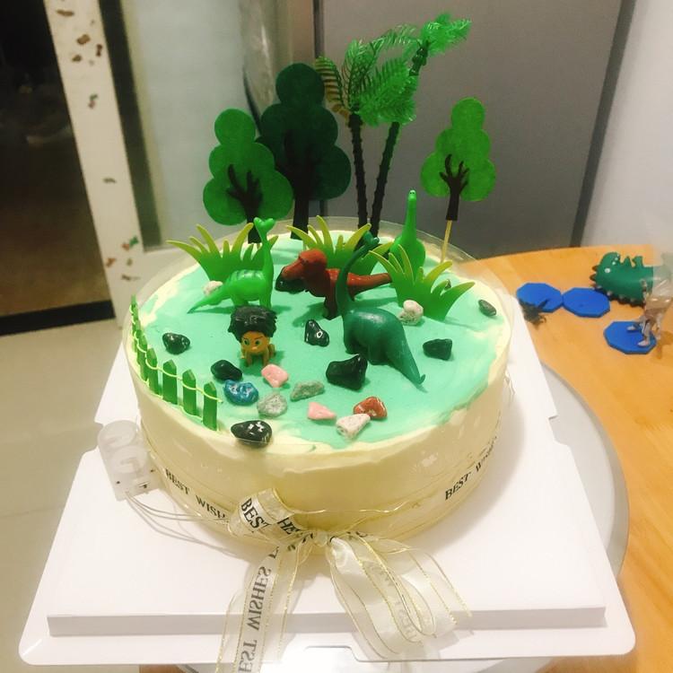 恐龙?蛋糕图1