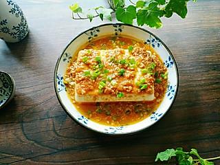 will121的茄汁肉末蒸豆腐