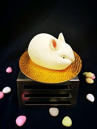 Jeff Mars的🐰白巧克力马斯卡彭芝士蛋糕