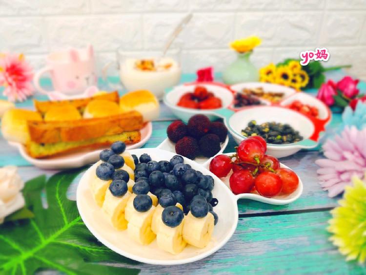 来个造型餐盘合集,整个早餐都变得可爱了(๑• . •๑)!图8