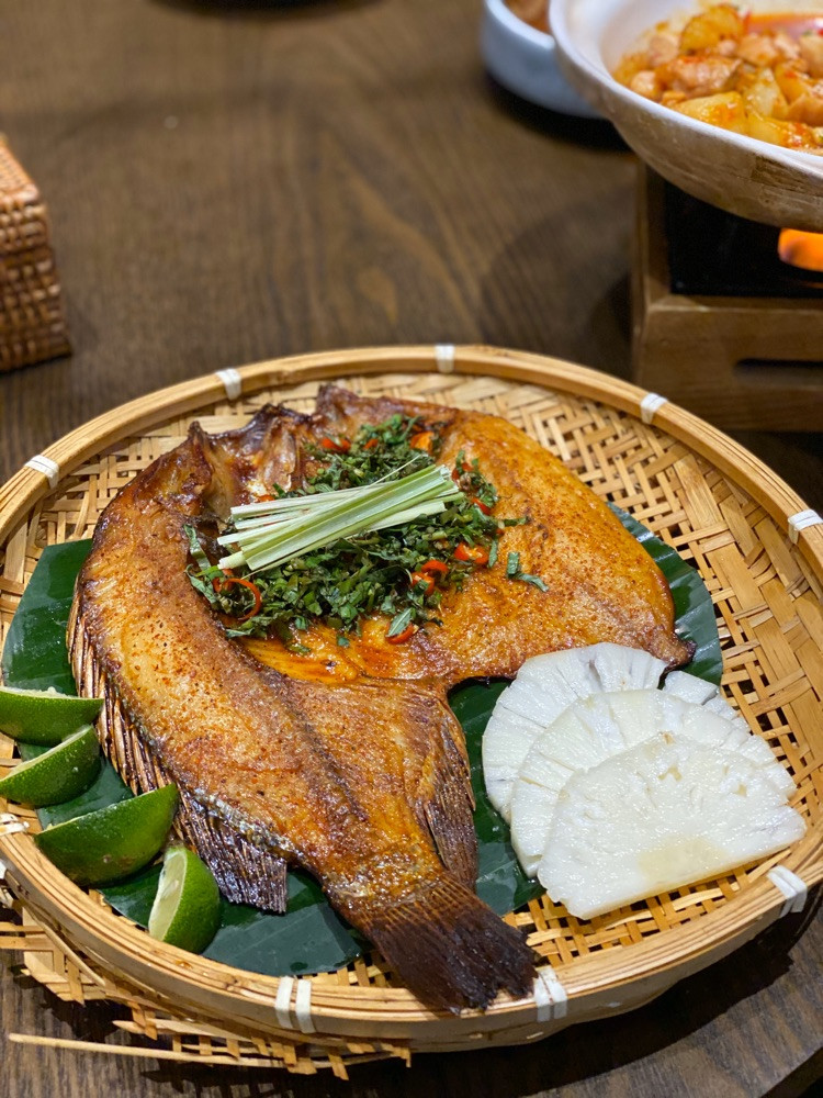 ❤️藏在永安里国泰饭店一层的正宗云南菜餐厅图9