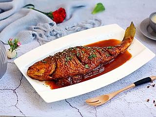 胸有成竹1966的红烧大黄鱼