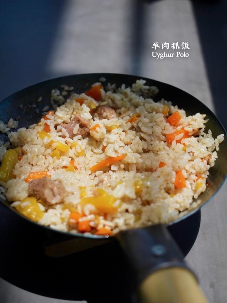 我从新疆回来:新疆羊肉抓饭•恋恋西北家常滋味图7