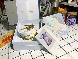 白白不想吃饭饭的推荐向好物开箱--故宫有凤来仪气垫霜