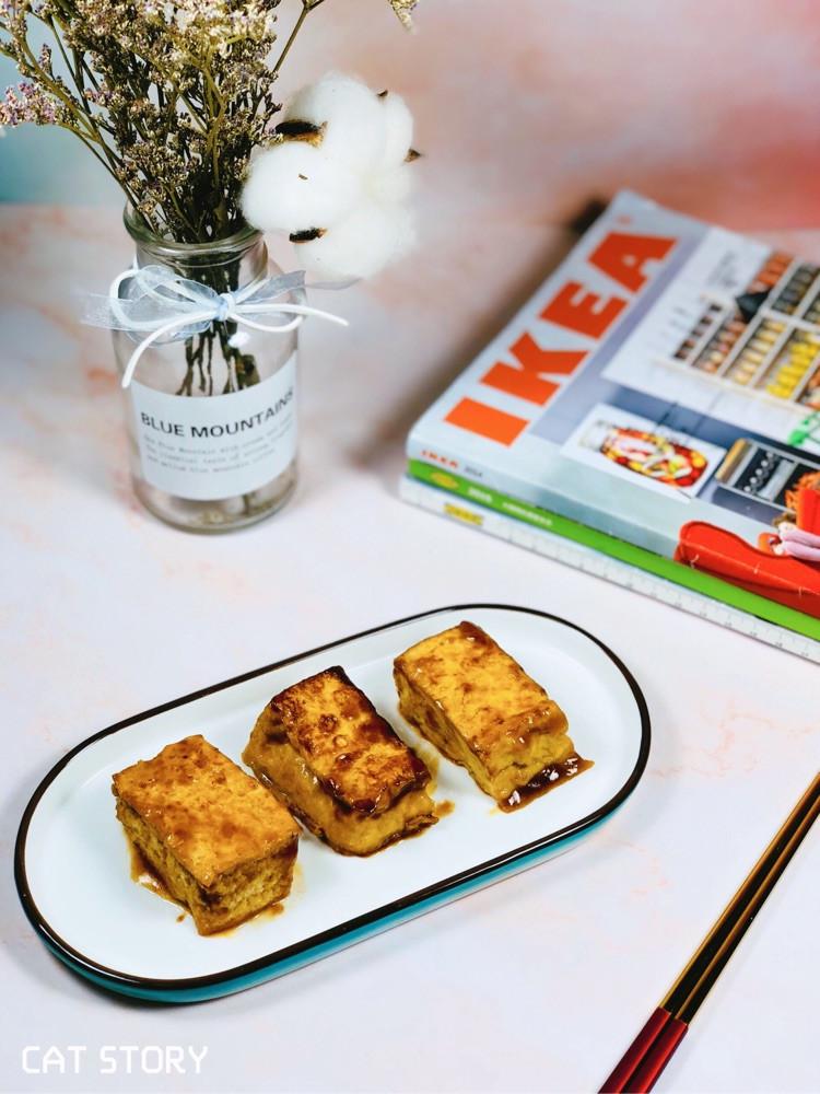 🍽精美合适的食器,连一块简单的煎豆腐都能变得很美味图3