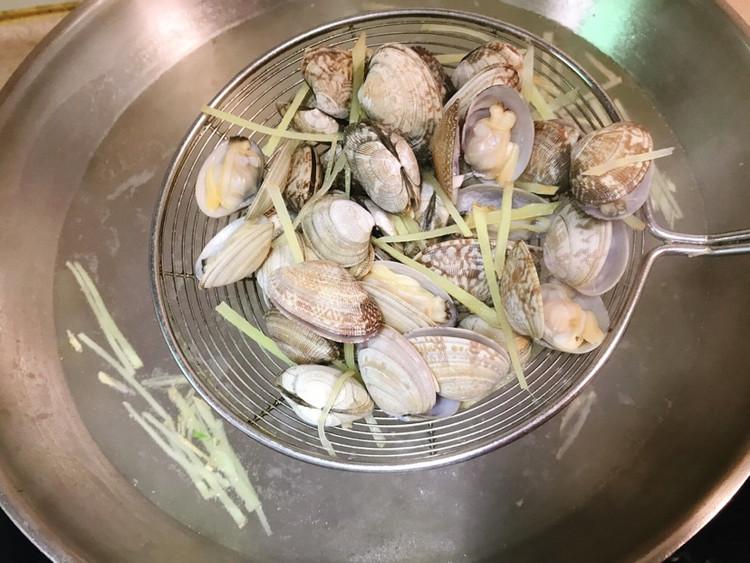 蛤蜊海鲜汤图5
